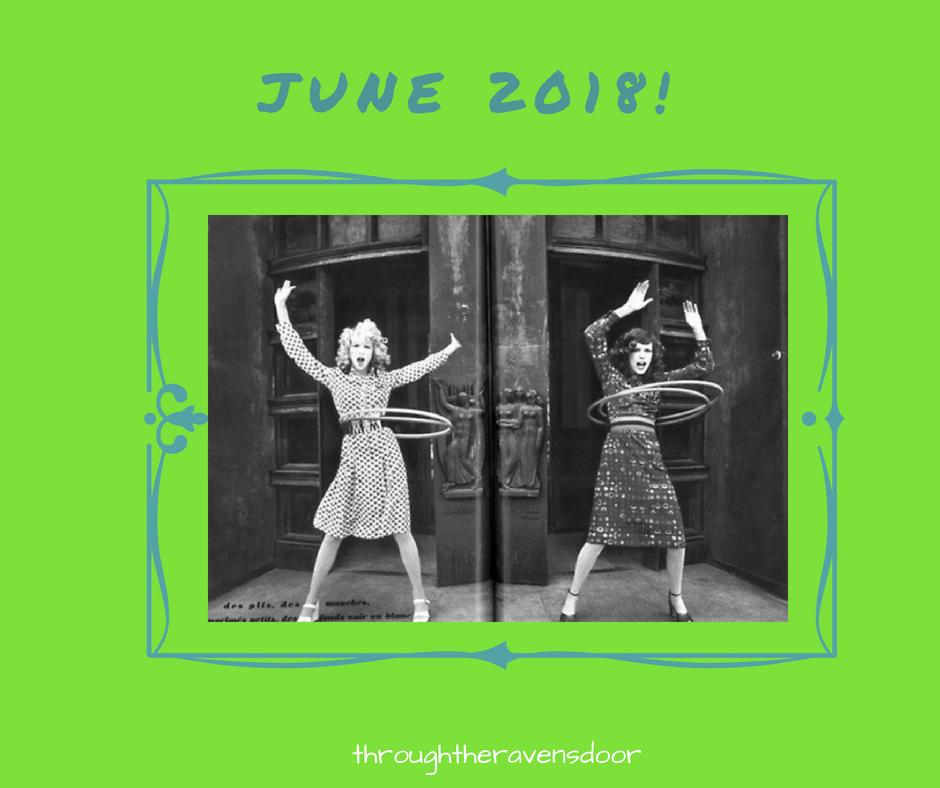 June 2018!