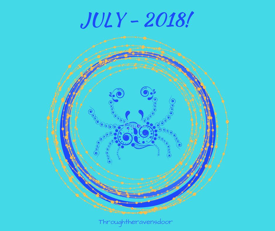 JULY - 2018!